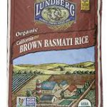 Rice, basmati brown bag