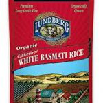 Rice, basmati white