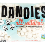 Marshmallows, vegan Dandies mini-size