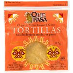 Tortillas, frozen corn 312g QP