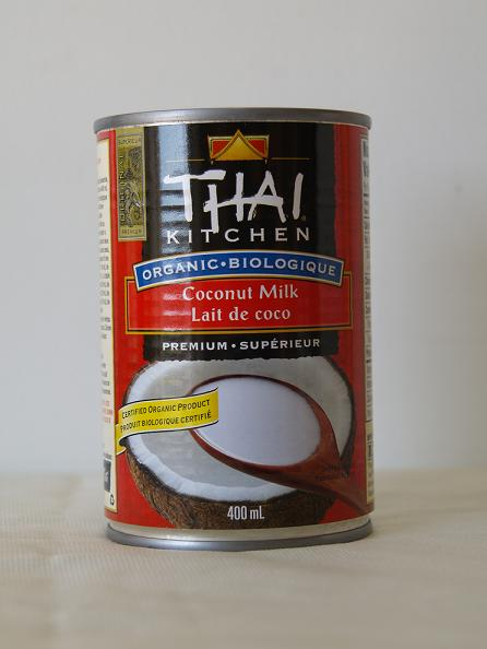 Coconut Milk Organic Pure Thai Kitchen 400ml